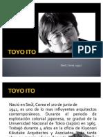 Toyo Ito Ppt