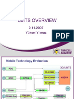 1- Umts_overview eğitimi