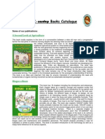 Books Catalogue