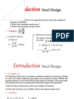 Chapter_1 Exercise Steel