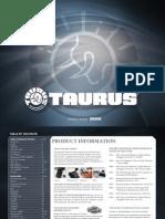 2012 Taurus Catalog