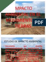 Impacto Ambiental en El Movimiento de Tierras