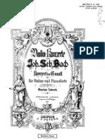 Bach Violin Oboe Concerto BWV 1056