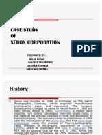 xerox corporation