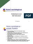 Homo Sociologicus 2
