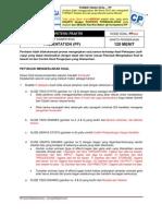 Format Baku Soal - Pp - Petunjuk Soal
