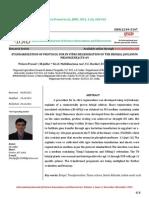 Standardization of Protocol for in Vitro Regeneration of the Brinjal Melon Gene) Cvs-69