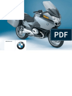 BMW R 1200 RT - Nov. 2004 Onward - Model Code 0368
