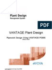 Pipework Design Using PDMS
