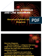 Electrical Symbols And Line Diagrams1