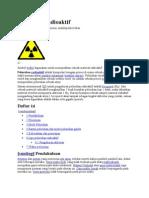 Radioaktif Asti