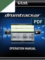Drum Tracker Operation Manual