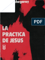 Echegaray2C Hugo - La Practica de Jesus