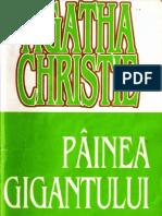 Agatha Christie- Painea Gigantului