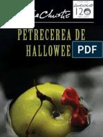 Agatha Christie- Petrecerea de Halloween