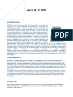 Manuale Dos