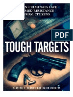 Cato Institute Tough Targets