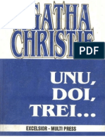 Agatha Christie- Unu, Doi, Trei