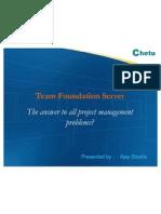 TFS Presentation