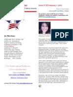 Newsletter 323