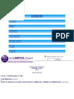 Lawphil Main Menu