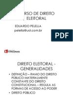 Direito Eleitoral - LFG - Material on-Line Completo