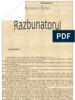 Alexandre Dumas- Razbunatorul