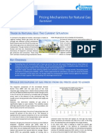 081120 Factsheet - Pricing Mechanism for Natural Gas in Europe