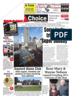 Weekly Choice - February 02, 2012