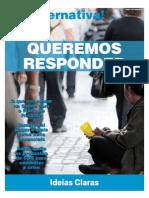 Alternativa, edição nr. 1, Fevereiro de 2012