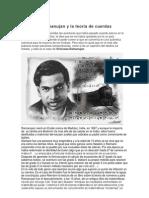 Srinivasa Ramanujan y la teoría de cuerdas