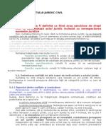 5 Nulitatea Actului Juridic Civil