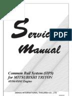 117    Mitsubishi    Triton KA4 KB4 KB8 Factory Service Manual