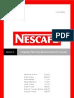 Nescafe _ Group 5