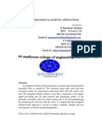 Advanced Robotics Mechatronics And Their Applications In