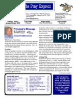 Jan Feb 2012 PTSA Pony Express Newsletter