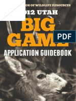 UT 2012 Big Game Guidebook
