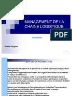 Sommaire de Formation Management de la chaine Logistique