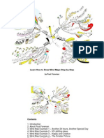 Learn How to Draw Mind Maps Step by Step