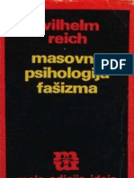 wilhelm reich - masovna psihologija fašizma