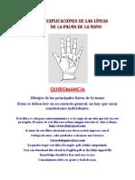 Como Leer Las Lineas de Las Manos eBook
