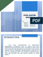 Fuel Saver System