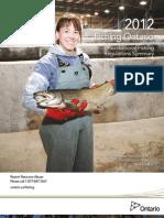 2012 Ontario Fishing Regs