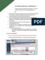 Manual de Instalacion Del Teamspeak 3