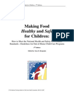 Making Food Healthy and Safe