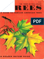 Trees - A Golden Nature Guide