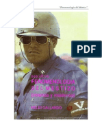 Fenomenologia Del Mestizo - Helio Gallardo.