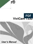 ViviCam 7330 Manual Search