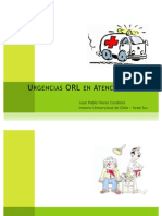 Urgencias ORL en Atención Primaria