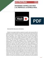 Rock and Roll Music 1. La Estrella Roja o Estrella de Cinco Puntas